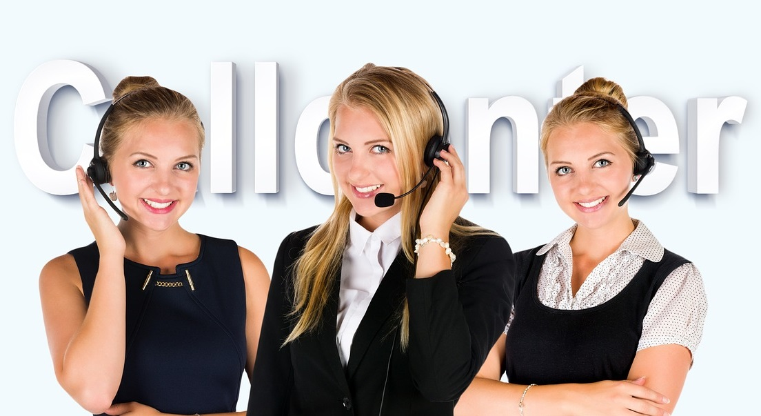 call center na stronę