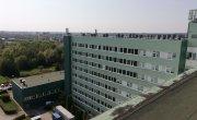 Postępy prac termomodernizacyjnych w szpitalu (Zdjęcia)
