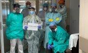 Prawie 800 tys. zł na walkę z COVID-19 dla szpitala od darczyńców